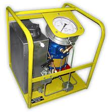 Air Driven Pump Unit