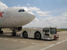 Aircraft Tow Tractor
