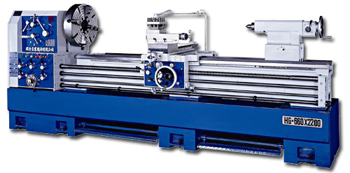 HEAVY DUTY PRECISION & POWERFUL LATHE