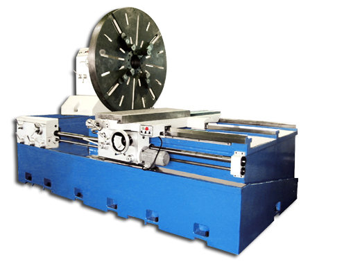 HEAVY DUTY FACING LATHE