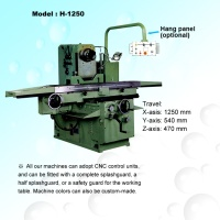 Bed-Type Horizontal Milling Machine