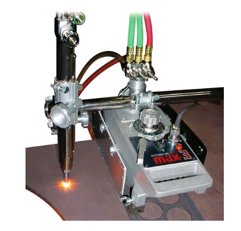 Portable Welding / Plasma / Oxy-Fuel Cutting Machine