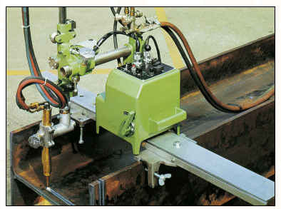 Portable H-Shape Gas Cutting Machine
